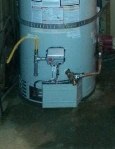 Leaking Water Heater Photo 3