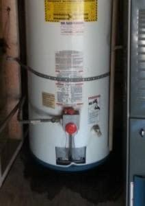 Leaking Water Heater Photo 4