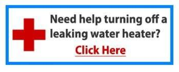 Leaking Water Heater Emergency Shutdown Instructions Riverside