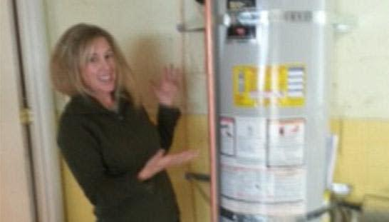 Another smiling customer of Water Heaters Only! San Diego
