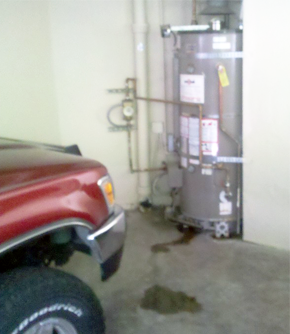 Leaking Water Heater Repair San Diego