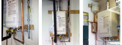 Tankless Water Heater Installation Riverside