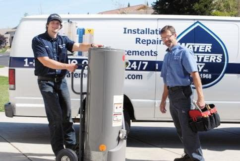 Water Heater Repair, Replacement & Installation in Riverside