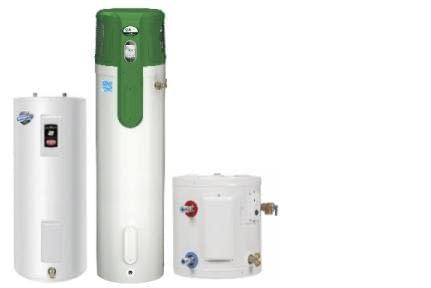 Three Electric Water Heaters San Diego